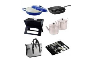 Picnic, Coolers & Cookware