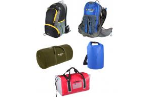 Packs, Luggage & Sports