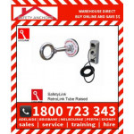 SafetyLink RAISED RetroLink 15kN Roof Safety Anchor Purlin fit