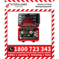 Hydrajaws Model 2008 HEAVY DUTY Export Tester Kit with Digital Gauge (CS2008D)