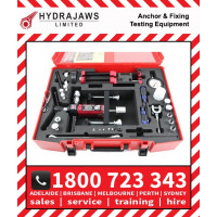 Hydrajaws (KIT 2) Universal Safetyline Cable Combined Tester Kit (CSLTK2EXP)
