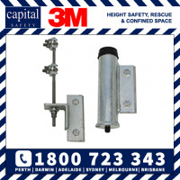 DBI Sala Galvanized Weld On Fixed Pole/Tower Safety System (LS-W)
