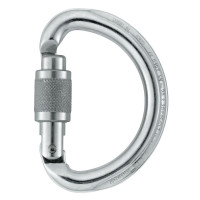 Petzl OMNI Semi-Circle Screw-Lock Carabiner (M37SL)