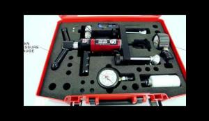 Hydrajaws® Model 2000 Deluxe Fixing Tester