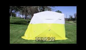Pelsue Timed Tent Setup
