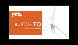 HOW TO belay with GRIGRI