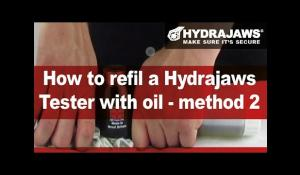 OIL REFILL METHOD 2