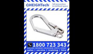 22kN Scaffold Hook 50mm opening Rated 22kN anchorage connectors fall protection