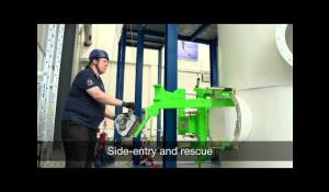 Capital Safety DBI-SALA Advanced 5-Piece Hoist System - Confined Space Video EN 2015