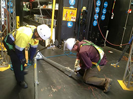 Heightech's Height Safety Training in WA