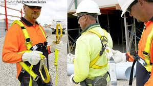 MSA WORKMAN Fall Protection Series available in Australia