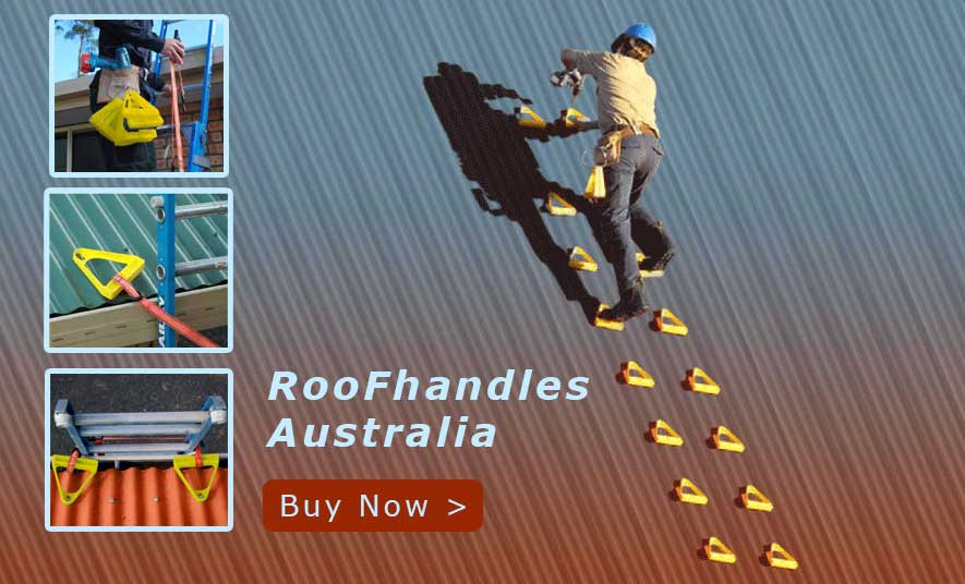 Roof Handles Roof Climbing Handles Ladder Alternative